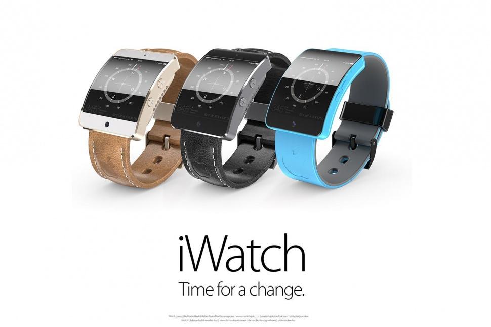 Apple může mít problém s názvem iWatch