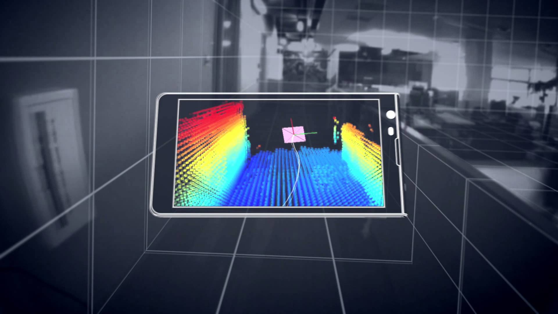 Google Tango tablet v přípravě [spekulace]