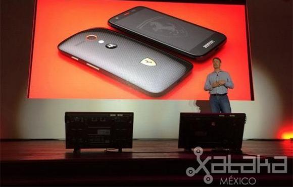 Motorola Moto G Ferrari Edition představena v Mexiku