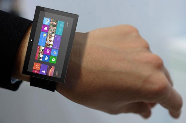 Microsoft vyvíjí vlastní chytré hodinky