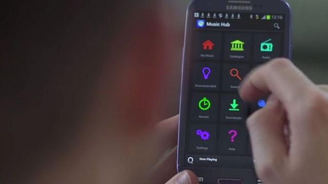 Samsung ruší svou službu Music