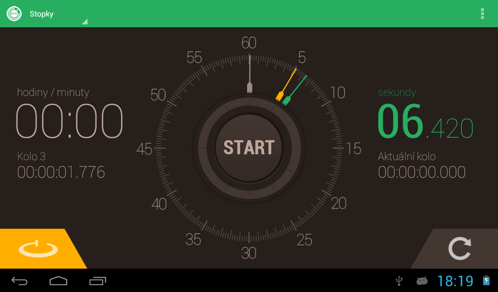 Hybrid stopwatch – skvěle sladěné do mnoha stylů