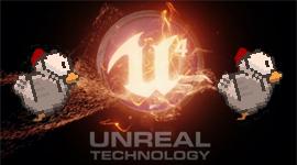 Tappy Chicken – první mobilní hra postavená na Unreal Engine 4