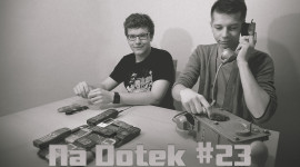 Na Dotek #23 - Projekt ARA, HERA, Android Wear + RETRO mobily