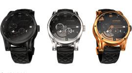 Kairos – nový projekt hybridních hodinek