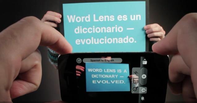 Google koupil tým stojící za Word Lens