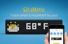 LaMetric: notifikační gadget