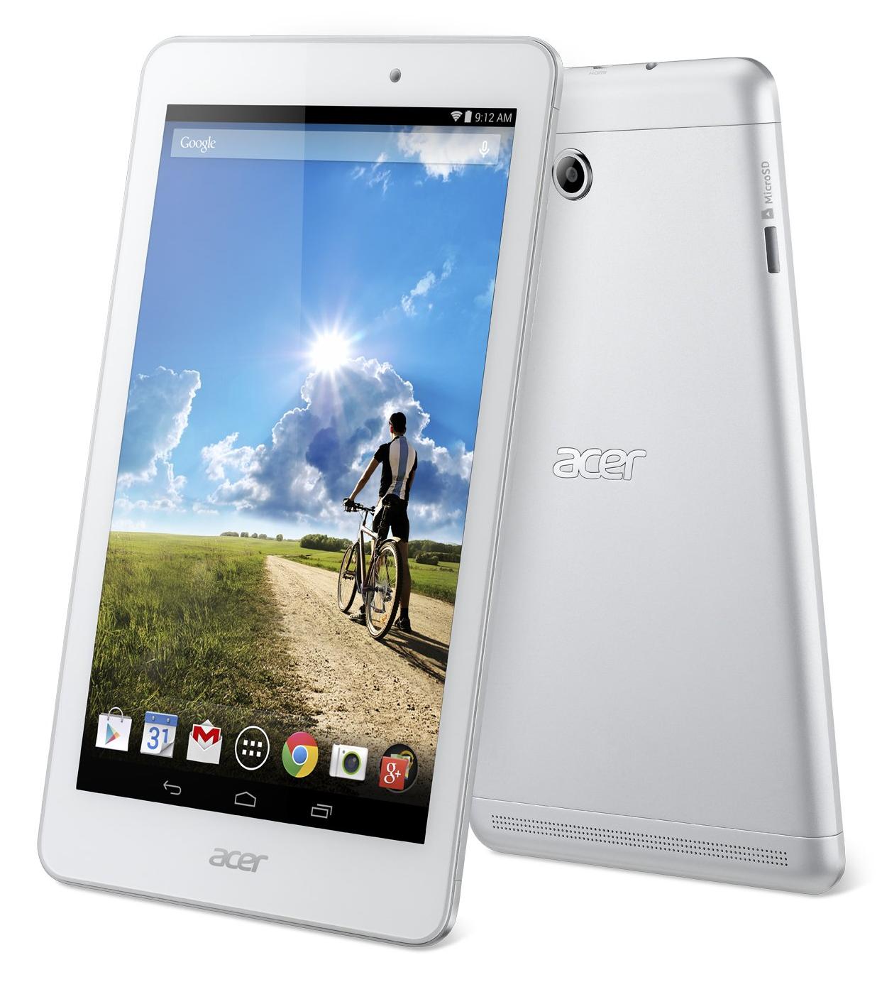 Novinky od Aceru: Iconia Tab 8, Liquid Jade a Leap
