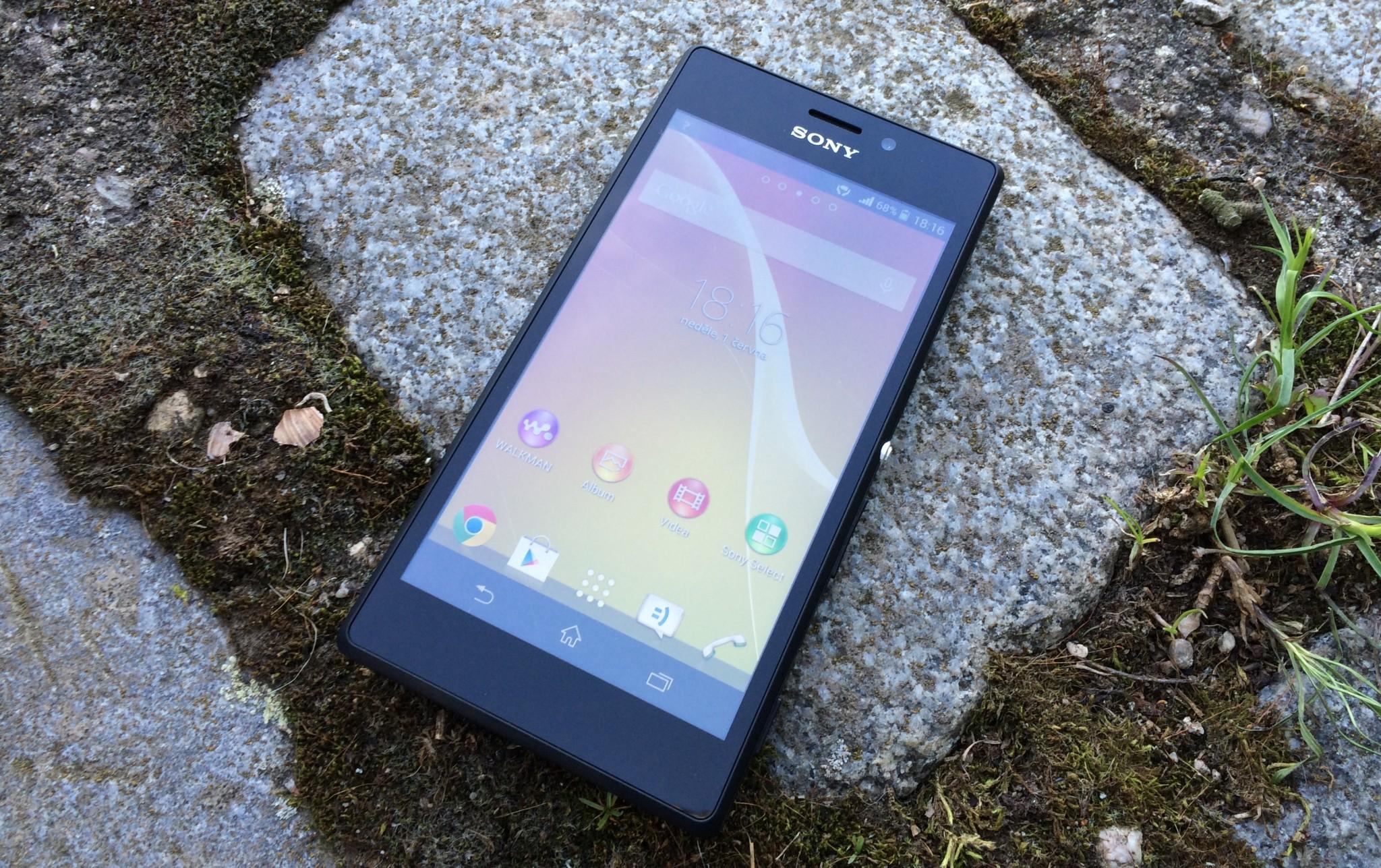 Sony Xperia M2 – Zetko v levném balení [recenze]