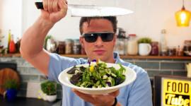 Jamie Oliver vyzkoušel Google Glass ve svém pořadu