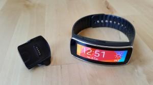 Samsung Galaxy Gear Fit - baterie (1)