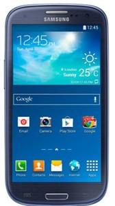 Samsung Galaxy S3 Neo - modrý