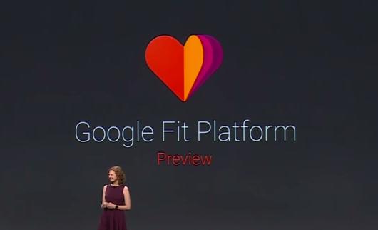Google Fit Platfrom – stvořeno pro sportovce