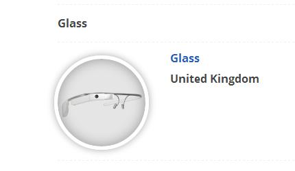 Google Glass míří do Velké Británie