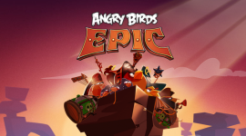 Rovio uvolnilo hru Angry Birds Epic
