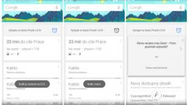 Google Now vás nyní upozorní, kdy vystoupit z veřejného dopravního prostředku