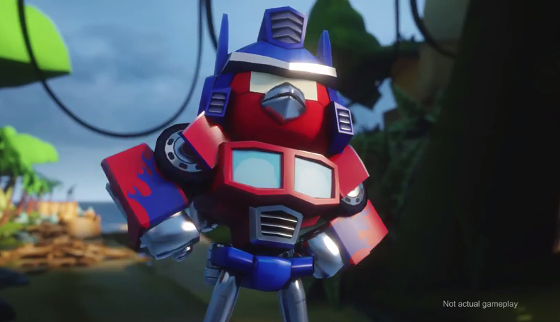 Angry Birds Transformers pro Android a iOS [aktualizováno]