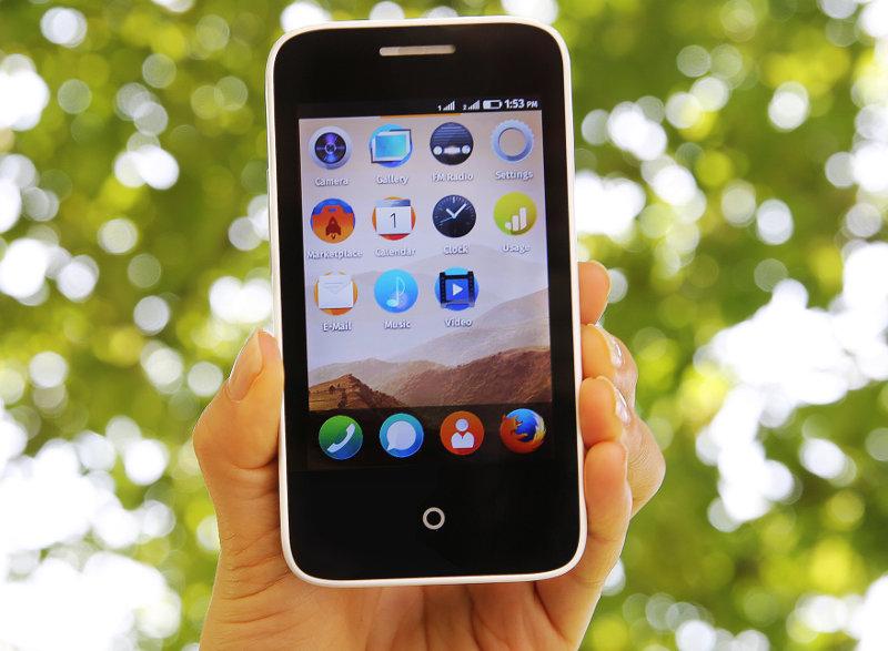 Mozilla pro Indii: nový model s Firefox OS za 30 dolarů