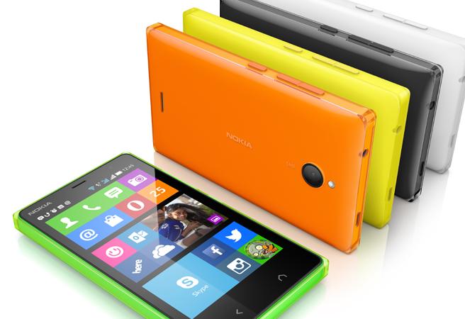 Nokia představila X2 s Androidem