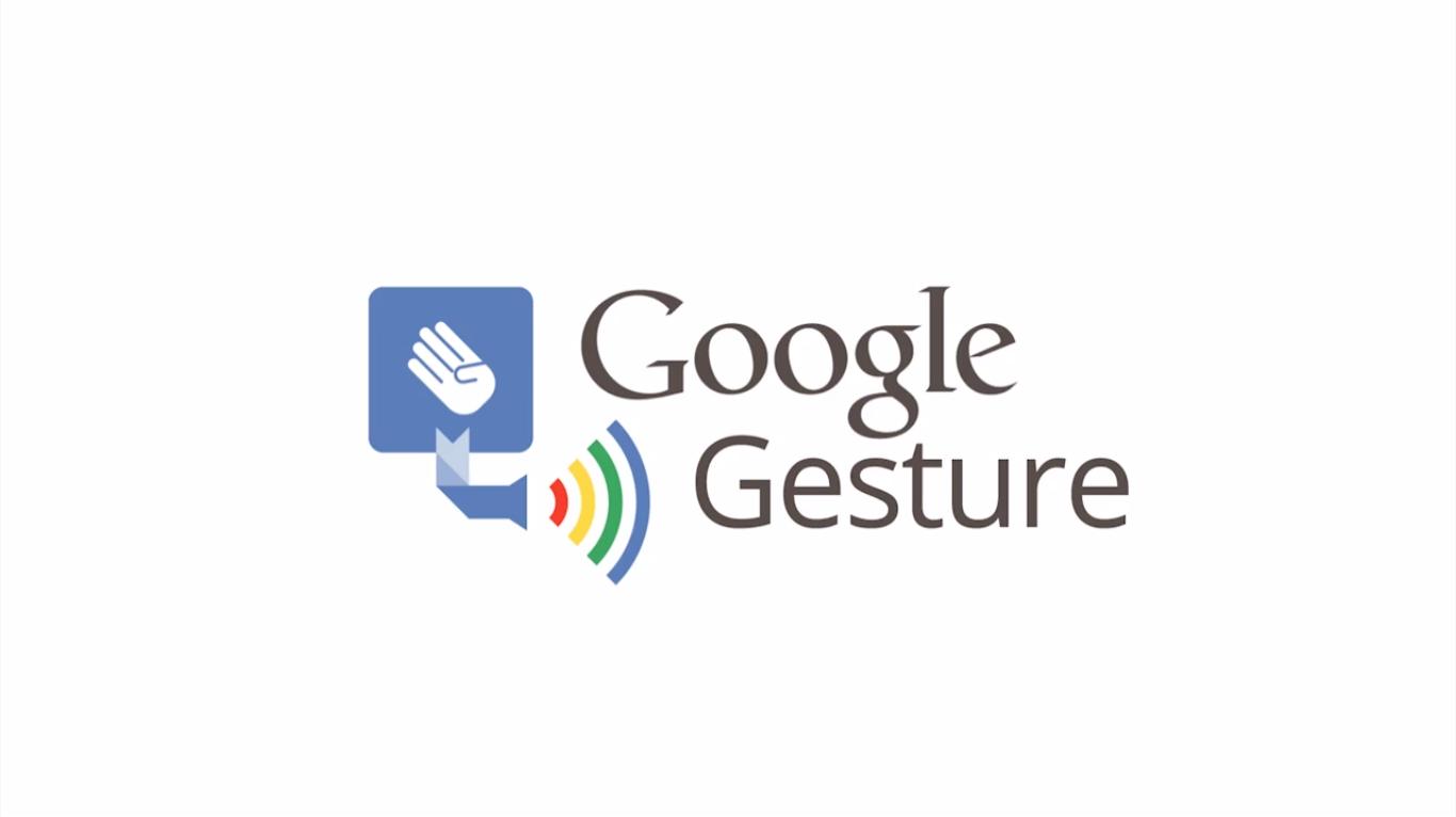 """""""Google Gesture"""" – až moc dokonalý projekt nepocházející od Googlu"""