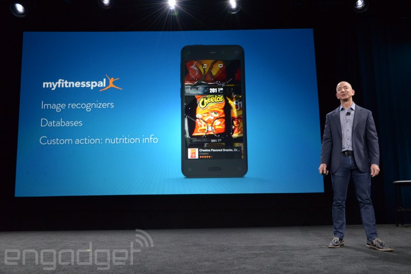 Amazon chystá smartphone Ice