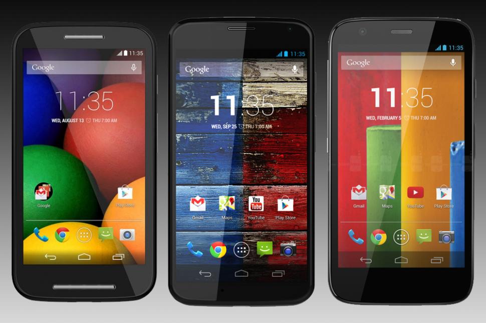 Motorola se překonává – Android 4.4.3 pro Moto X, G a E