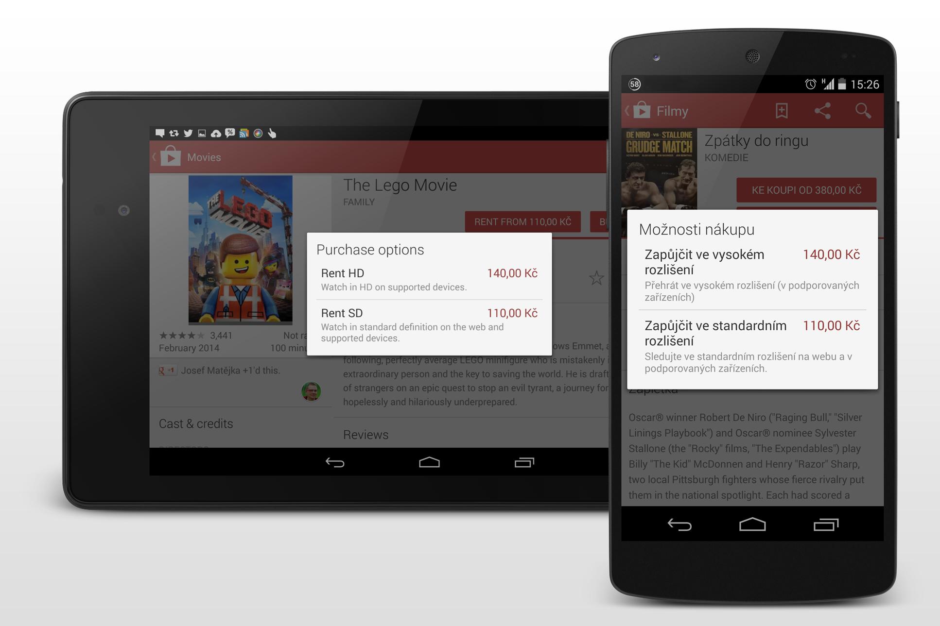 To nej z uplynulého týdne #25 – Google Play Filmy, nejlepší aplikace a zakřivené senzory foťáků