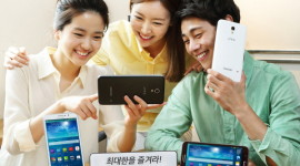 Samsung Galaxy W – 7palcový smartphone pro Koreu