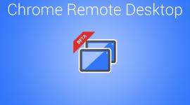 """Chrome Remote Desktop – nyní s """"immersive"""" módem"""