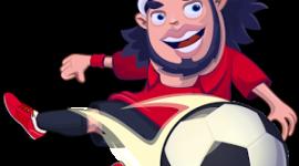Zábavný fotbal s retro grafikou [Android]