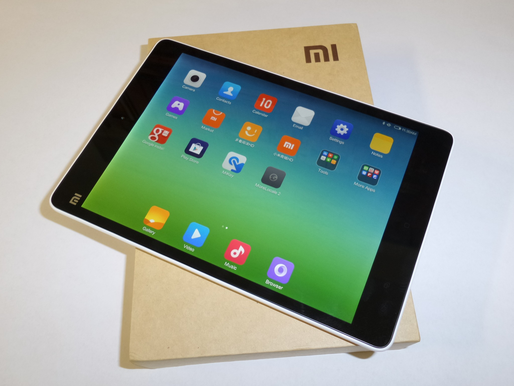 Xiaomi MiPad – ve znamení iPadu mini [preview]