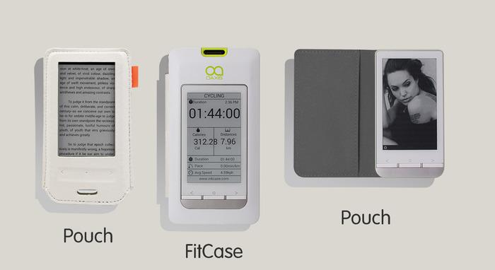 E-ink displej pro váš smartphone – InkCase Plus