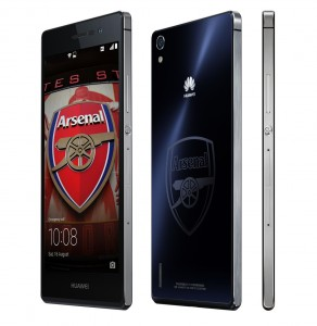 Ascend P7_Arsenal Edition_