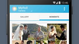 Nová galerie MyRoll pro Android za vás uspořádá veškeré fotografie