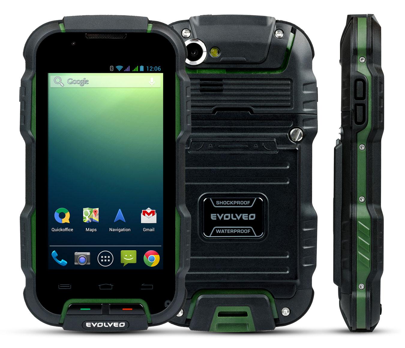 Evolveo chystá StrongPhone D2 pro český trh