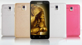 Lenovo představilo model Golden Warrior A8