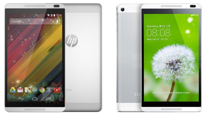 Huawei má vyrobit 3 tablety pro HP