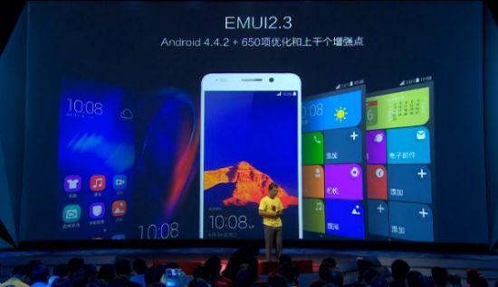 Huawei oficiálně představil Honor 6