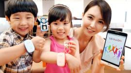 LG KizON – nositelný náramek pro děti se SIM kartou