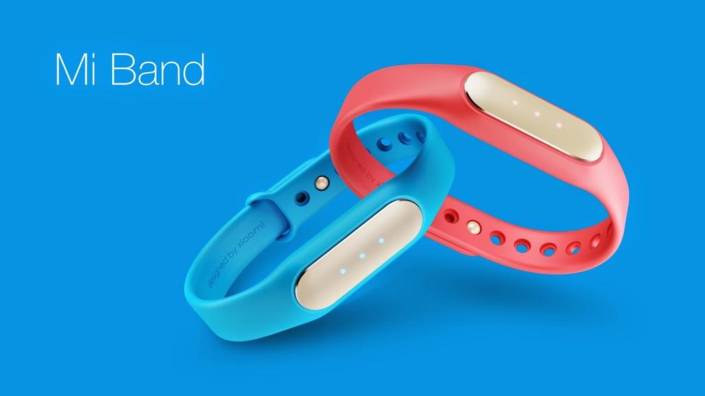 Xiaomi Mi Band – chytrý náramek nejen pro sportovce