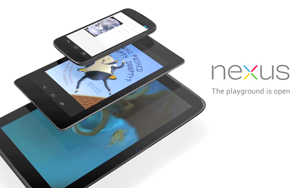 Androidu L se dočkají i Nexusy 7 (2012), 4 a 10