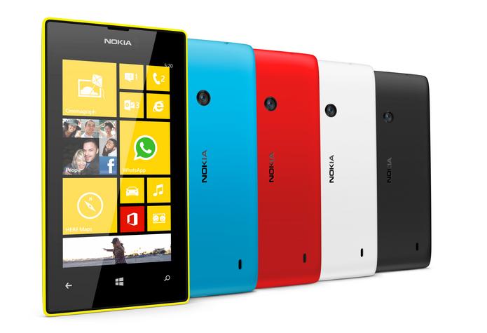 Nokia Lumia 520 – 12 miliónů prodaných kusů