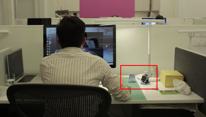 HTC hodinky ukázány na oficiálním videu?
