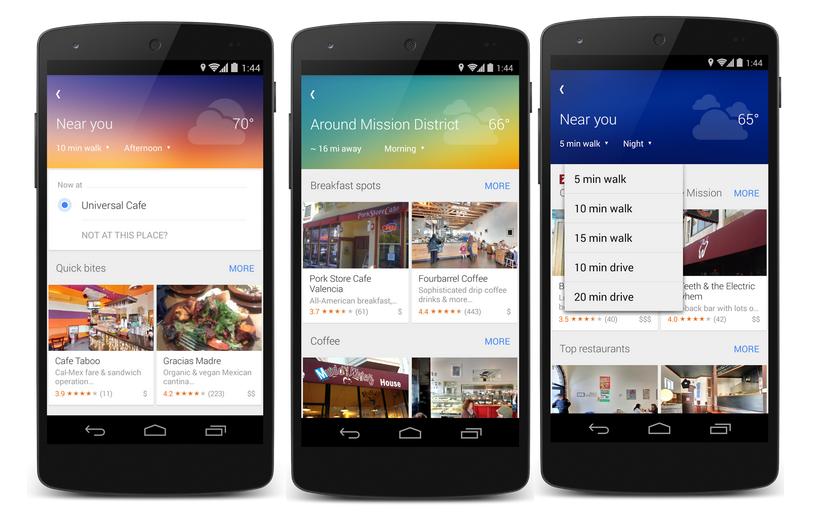 Google Mapy vám nově umožní prozkoumat místa v okolí [Android, iOS]