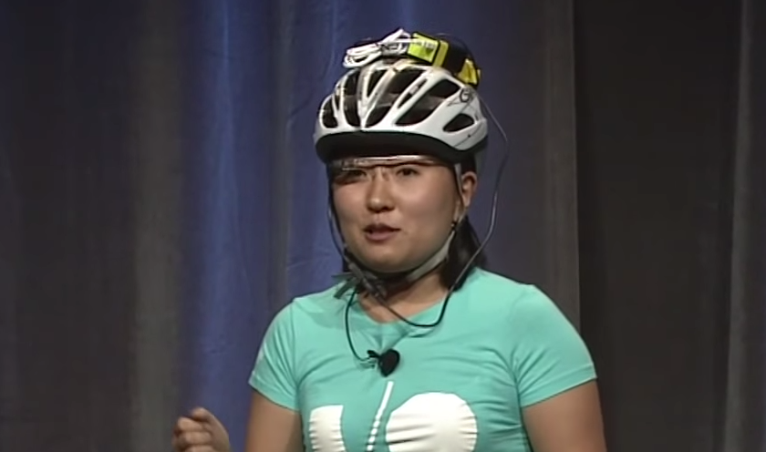 Google Glass s druhou kamerou? Žádný problém.