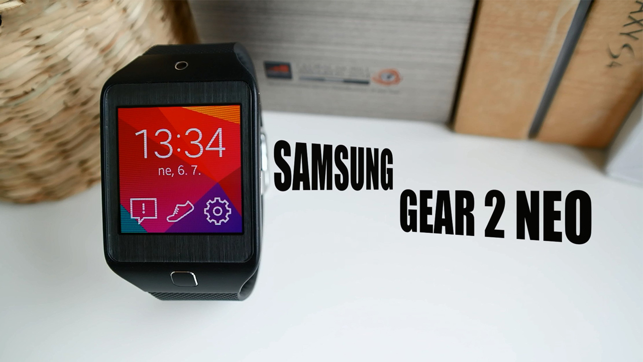 Samsung Gear 2 Neo – videopohled