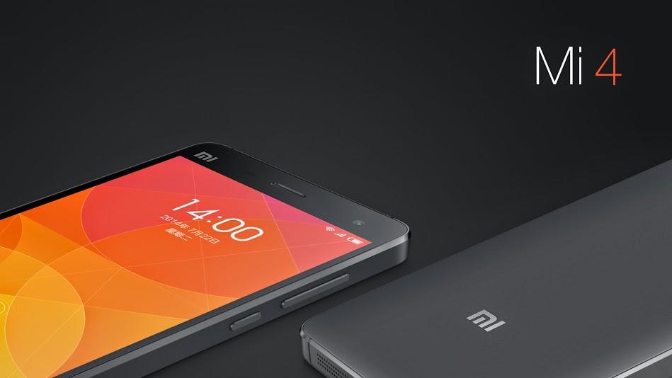 Smartphone Xiaomi Mi 4 oficiálně představen