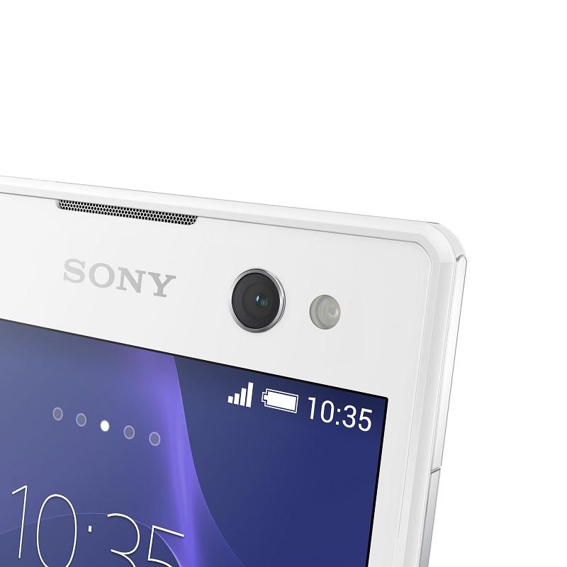 """Sony Xperia C3 – stvořeno pro """"selfie"""""""