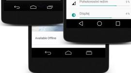 Android – další změna navigačních tlačítek?