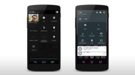 Android L – nastavení v notifikační liště nebude statické